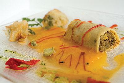 Restaurantes selectos guia gastronomica con los mejores for Platos de alta cocina